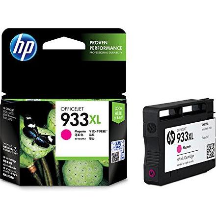 CN055AA [HP 933XL インクカートリッジ マゼンタ(増量)]