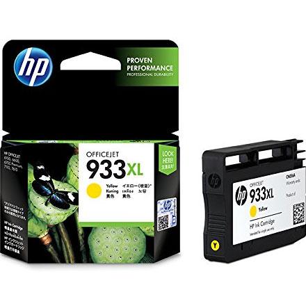 CN056AA [HP 933XL インクカートリッジ イエロー(増量)]