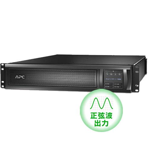 APC SMX3000RMJ2U [APCSmart-UPS X3000Rack/TowerLCD100-127V]