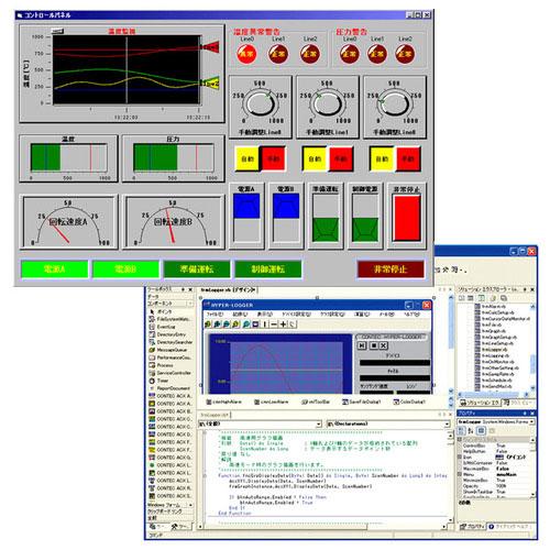 コンテック ACX-PAC(W32) Ver.5.1  [計測システム開発用 ActiveXコンポーネント集]