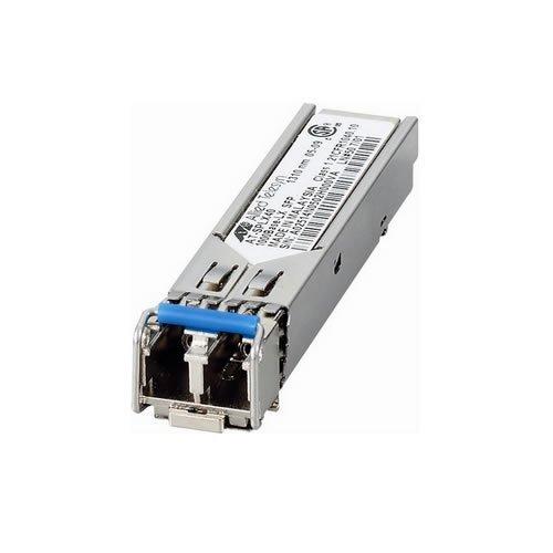 アライドテレシス XFP/SFP+/QSFP+/SFPモジュール 0124RZ1 [AT-SPLX40-Z1 SFP(mini-GBIC)モジュール]