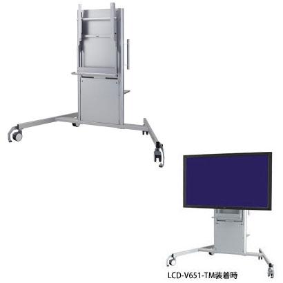 NEC ST-CS41-S [大型パブリックディスプレイ用キャスター付きスタンド]