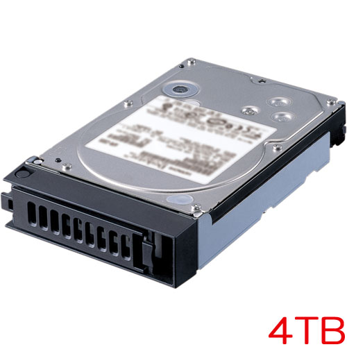 OP-HD4.0T/4K [テラステーション/リンクステーション対応 交換用HDD 4TB]