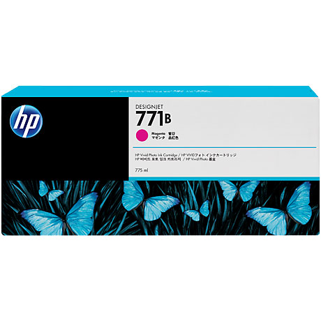 HP B6Y01A [771B インクカートリッジ マゼンタ]