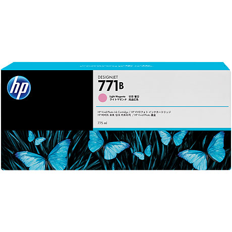 HP B6Y03A [771B インクカートリッジ ライトマゼンタ]
