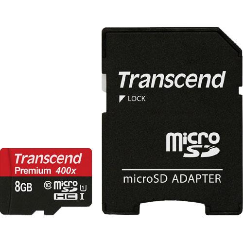 TS8GUSDU1 [8GB microSDHC Class10 UHS-Iカード]