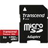 �ȥ��� TS8GUSDU1 [8GB microSDHC Class10 UHS-I������]