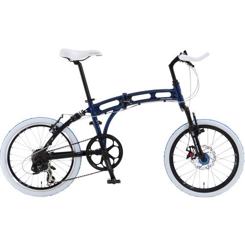 DOPPELGANGER 219 aurora [20インチ折りたたみ自転車 219 aurora(オーロラ)]