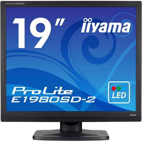 E1980SD-B2 [19型液晶ディスプレイ ProLite E1980SD-2(LED、ブラック)]