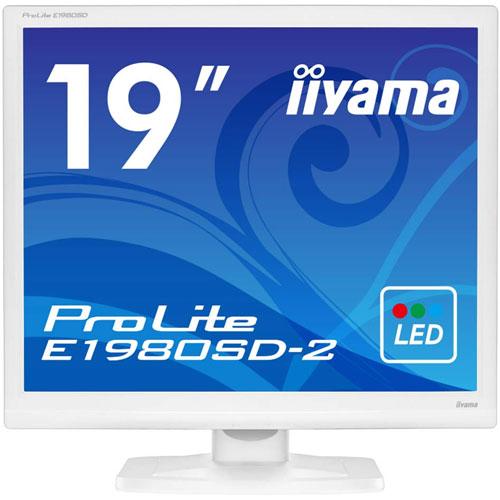 E1980SD-W2 [19型液晶ディスプレイ ProLite E1980SD-2(LED、ホワイト)]