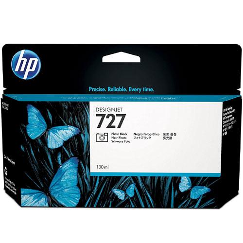 HP B3P23A [HP 727フォトブラックインク130ml]