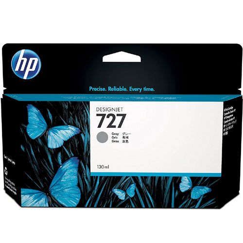 HP B3P24A [HP 727グレーインク130ml]