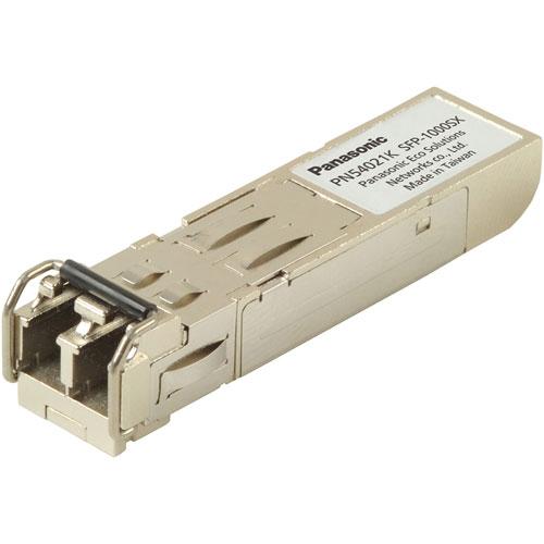パナソニック電工ネットワークス 光モジュール PN54021KB5 [1000BASE-SX SFP Module 5年SB]