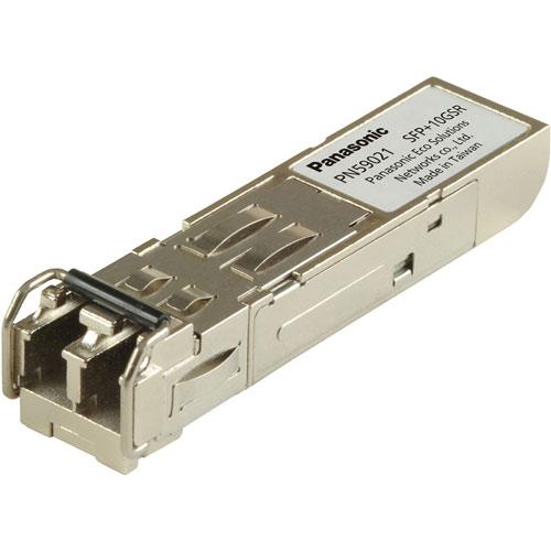 パナソニック電工ネットワークス 光モジュール PN59021B5 [10GBASE-SR SFP+ Module 5年SB]