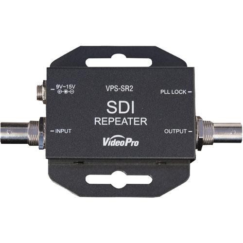 MEDIAEDGE VPS-SR2 [VideoPro SDI信号中継器]