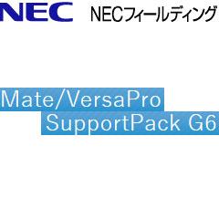 NECフィールディング PC-MV-SE5LD6-SF [MateJ/VersaProJ SupportPack G6 出張修理 6日間8:30~21:00対応(5年間)]