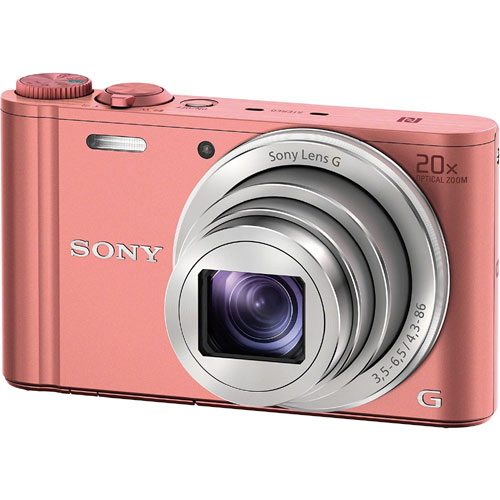 DSC-WX350/P [デジタルスチルカメラ Cyber-shot WX350 ピンク]