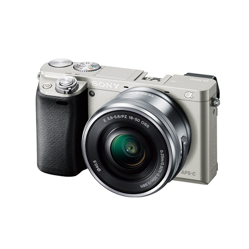 ソニー(SONY) ILCE-6000L/S [デジタル一眼カメラ α6000 パワーズームレンズキット シルバー]