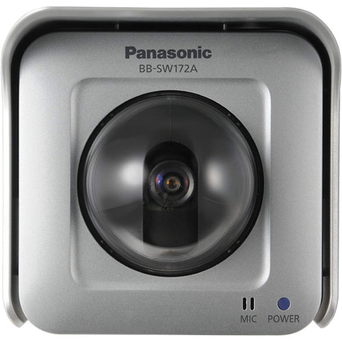 パナソニック BB-SW172A [ネットワークカメラ(屋外タイプ)]