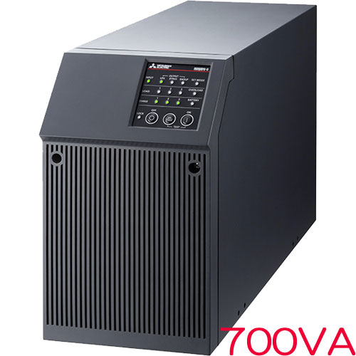 三菱電機 FW-S10C-0.7K [FREQUPS S コンセントタイプ(常時インバータ) 700VA]