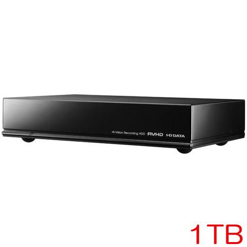 アイオーデータ AVHD-UT AVHD-UT1.0 [USB3.0対応 録画用ハードディスク 1.0TB]