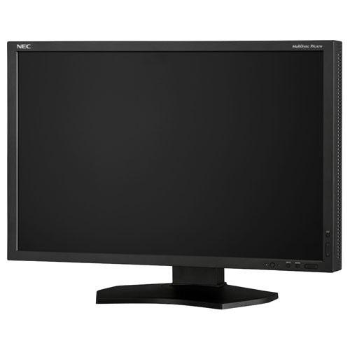 NEC MultiSync(マルチシンク) LCD-PA242W-B5 [24.1型ワイド液晶ディスプレイ(黒)]