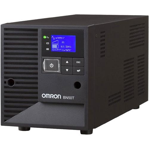 オムロン POWLI BN50T [UPS ラインインタラクティブ/500VA/450W/据置型]