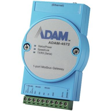 アドバンテック ADAM-4500 ADAM-4572-CE [1ポートModbus-to-イーサネットゲートウェイ]