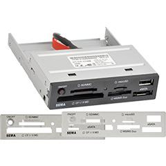 LINKS INTERNATIONAL SFD-321F/T71UJR-3BEZEL [3色ベゼル付き 3.5インチベイ内蔵型カードリーダー/ライター]