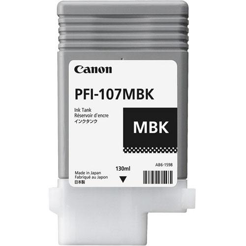 6704B001 [インクタンク マットブラック PFI-107MBK 130ml]