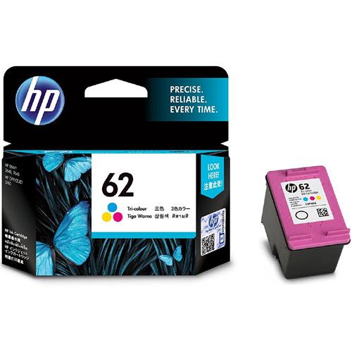 HP C2P06AA [62 インクカートリッジ カラー]