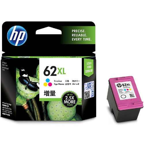HP C2P07AA [62XL インクカートリッジ カラー(増量)]