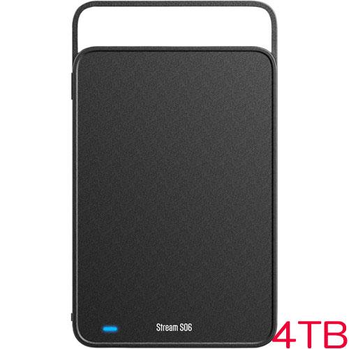 シリコンパワー SP040TBEHDS06A3KTV [USB3.0対応 Stream S06 3.5インチ外付HDD 4TB]