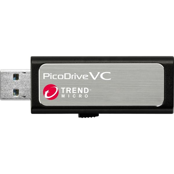 グリーンハウス PicoDrive VC GH-UF3VCM1-8G [USB3.0メモリ ピコドライブVC 管理ツール対応1Y 8GB]