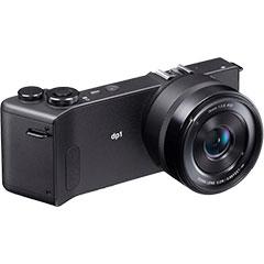 シグマ dp1 Quattro [19mm F2.8(35mm換算28mm相当) 2900万画素 Foveon X3 ダイレクトイメージセンサー搭載]