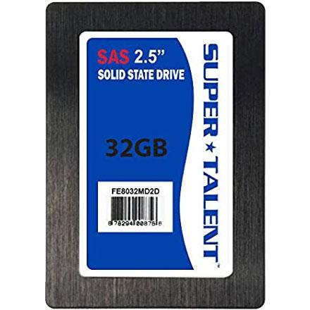 SUPER TALENT DuraDrive ET3 FE8032MD2D [IDE/PATA 2.5インチSSD 32GB MLC]