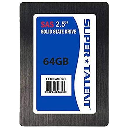SUPER TALENT DuraDrive ET3 FE8064MD2D [IDE/PATA 2.5インチSSD 64GB MLC]