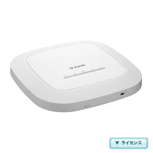 D-Link DBA-1510P-LCR [DBA-1510P用追加ライセンス(60ポイント)]