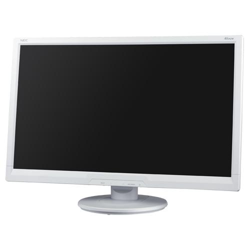 NEC MultiSync(マルチシンク) LCD-AS242W [24型ワイド液晶ディスプレイ(白)]