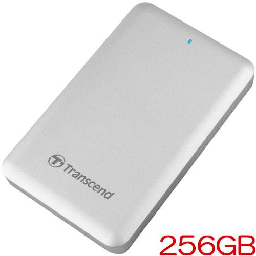TS256GSJM500 [StoreJet 500 Thunderbolt/USB 3.0対応 ポータブルSSD 256GB]
