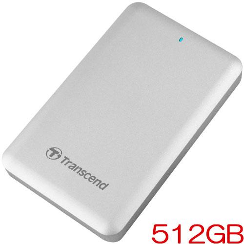 TS512GSJM500 [StoreJet 500 Thunderbolt/USB 3.0対応 ポータブルSSD 512GB]