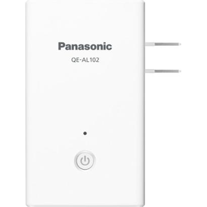 QE-AL102-W [モバイルバッテリー搭載AC充電器 (ホワイト)]