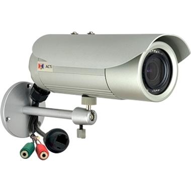 ACTi Corporation ACTi IPカメラ E43B [5MP Bulletカメラ(D/N、Basic WDR)]