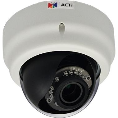 ACTi Corporation ACTi IPカメラ E62A [3MP 屋内ドームカメラ(D/N、Basic WDR)]