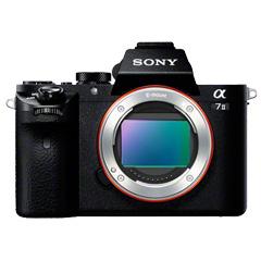 ソニー(SONY) デジタル一眼カメラα Eマウント ILCE-7M2/B [デジタル一眼カメラ α7IIボディ]