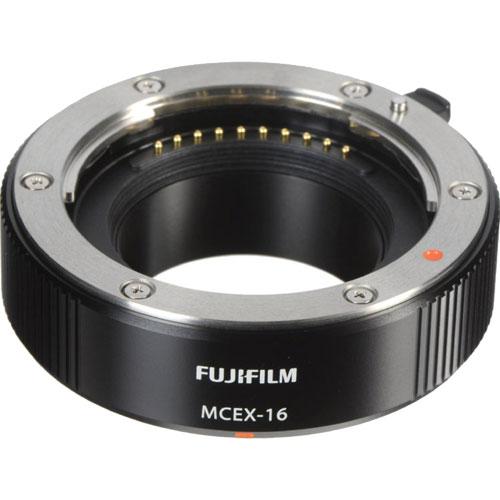 富士フイルム MCEX-16 [マクロエクステンションチューブ(16mm)]