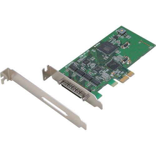 コンテック COM-8C-LPE [PCI-E対応 RS-232CシリアルI/Oボード LPサイズ 8ch]