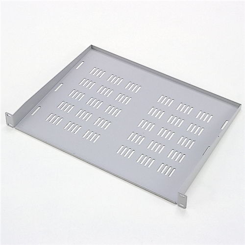 CP-SVNT1UN [EIA用スリット付棚板(1U・ライトグレー)]