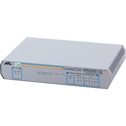 アライドテレシス 0059RZ5 [CentreCOM AR260S V2-Z5 VPNアクセス・ルーター]