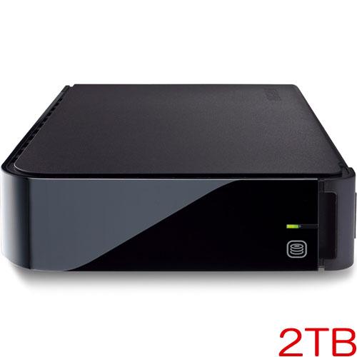 バッファロー HDX-LS2.0TU2/VC [BS4倍・地デジ3倍録画HDD 外付け 2TB]